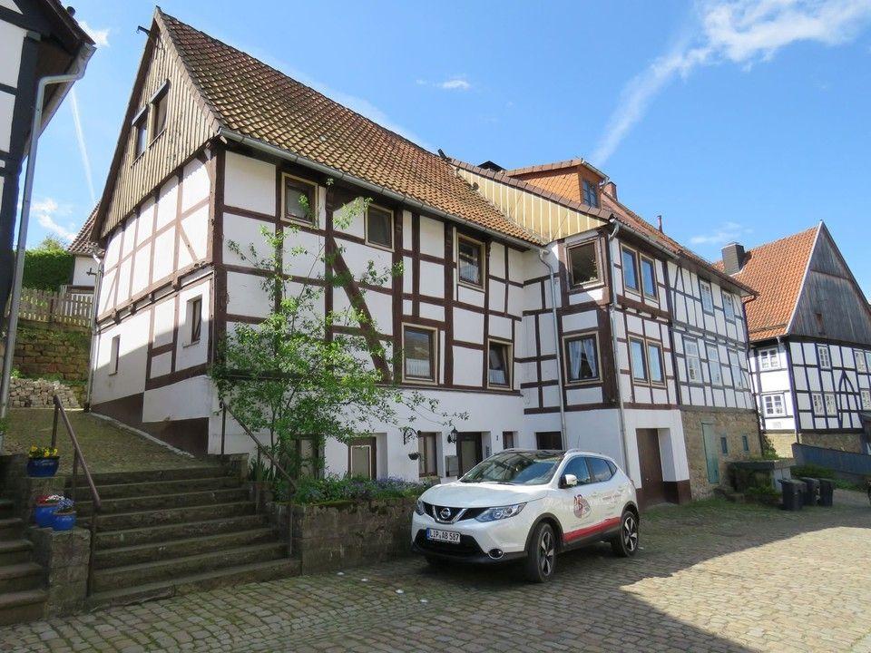 Haus zum Kauf in Schieder-Schwalenberg - Charmantes Baudenkmal mit 2 ...